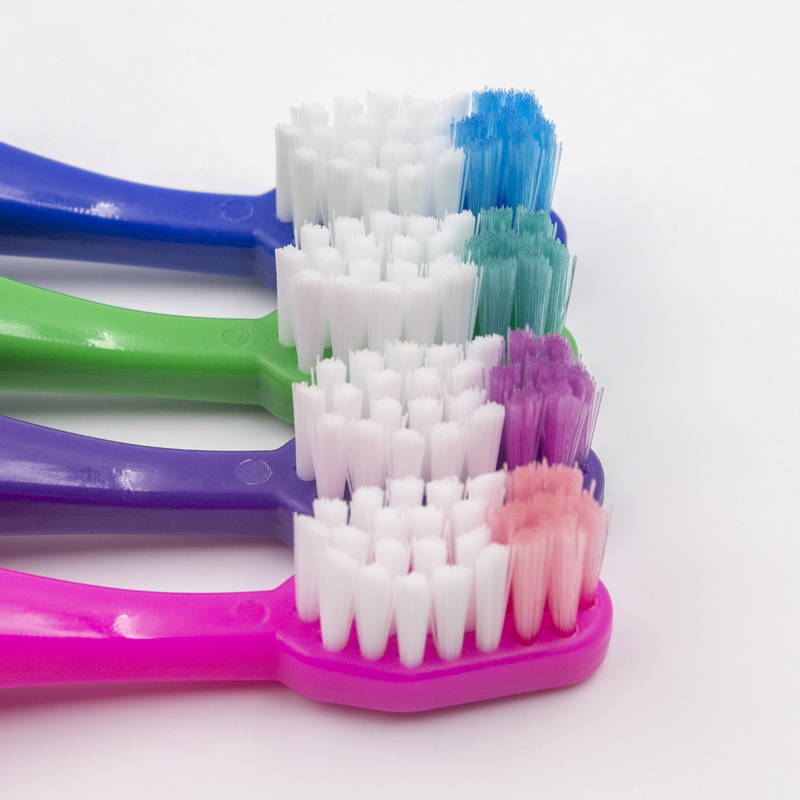 Thick Handle Baby Toothbrush