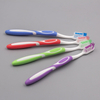 Rubber Handle Adult Toothbrush