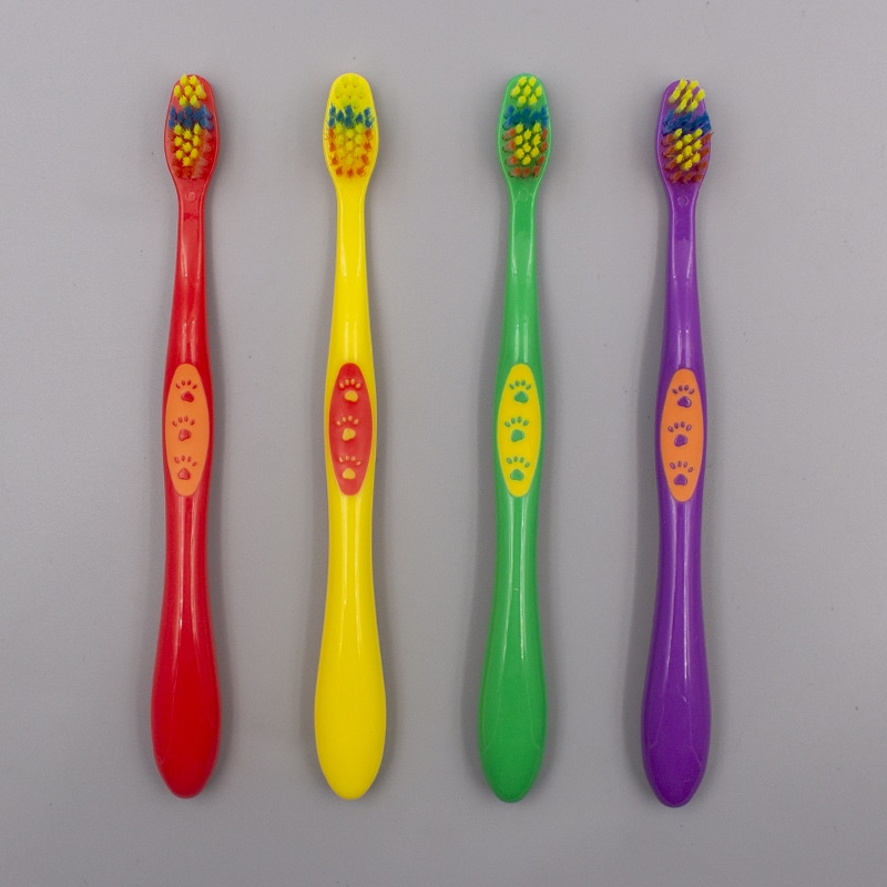 Children Toothbrush with small footprint