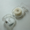 Hot Sale Egg Shape Mint Waxed Dental Floss 12-50M