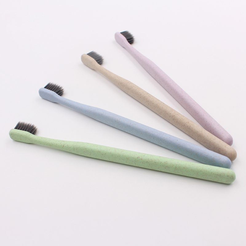 Small head Biodegradable Toothbrush