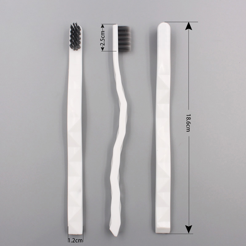 Angular plane Biodegradable Toothbrush