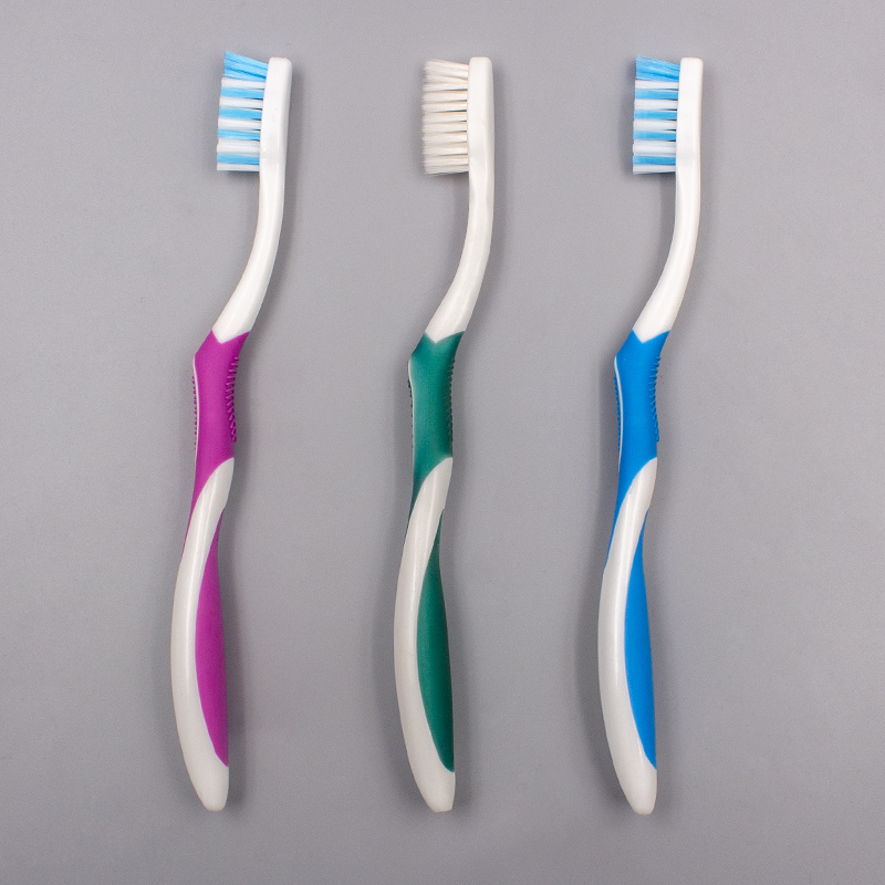 Wide Handle Adult Toothbrush