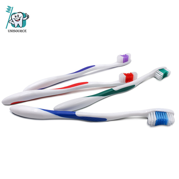 Rubber Adult Hotel Toothbrush