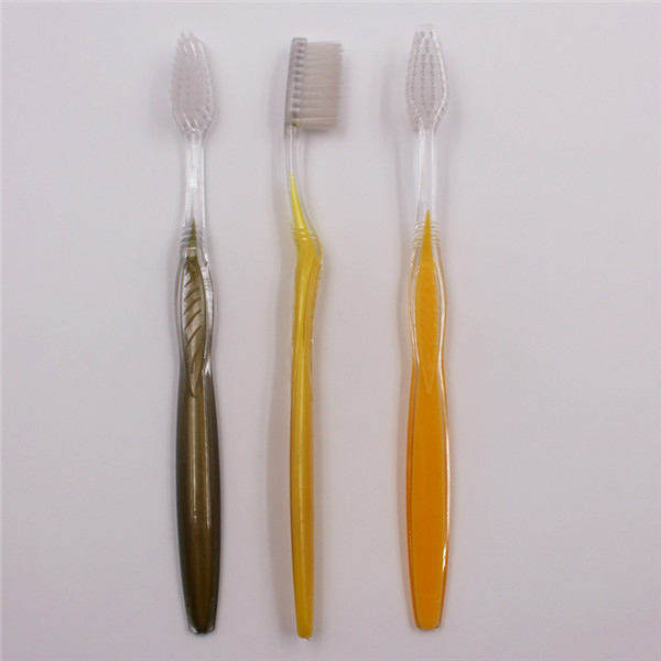Colorful Hotel Toothbrush
