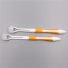 Pets Toothbrush with Replacable Plastic Bristles