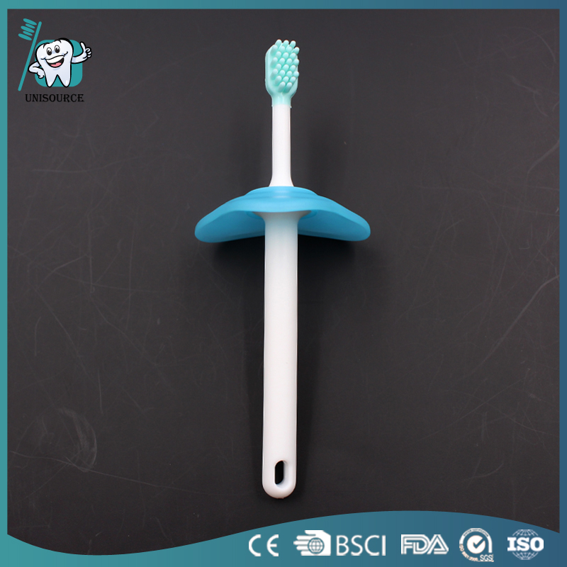 Umbrella Shape Silicone Kids Toothbrush