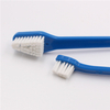 Double Head Pets Toothbrush, Long Handle