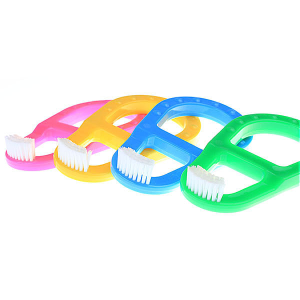 Safety Ring Toothbrush